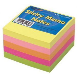 Sticky Notes & Tapes
